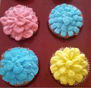 Cupcake details