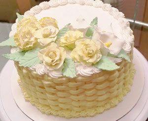 yellow_rose_cake